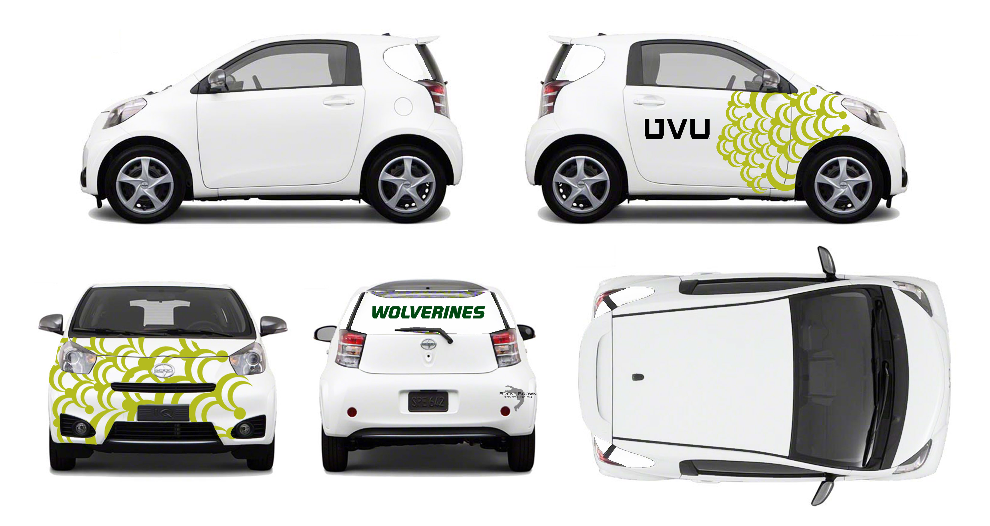 Public Allowed To Vote On Next Uvu Themed Car Utah